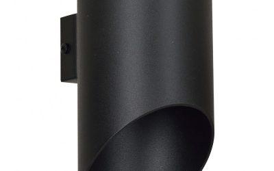 Kinkiet Lampa Ścienna Aluminiowa Trzy Kolory