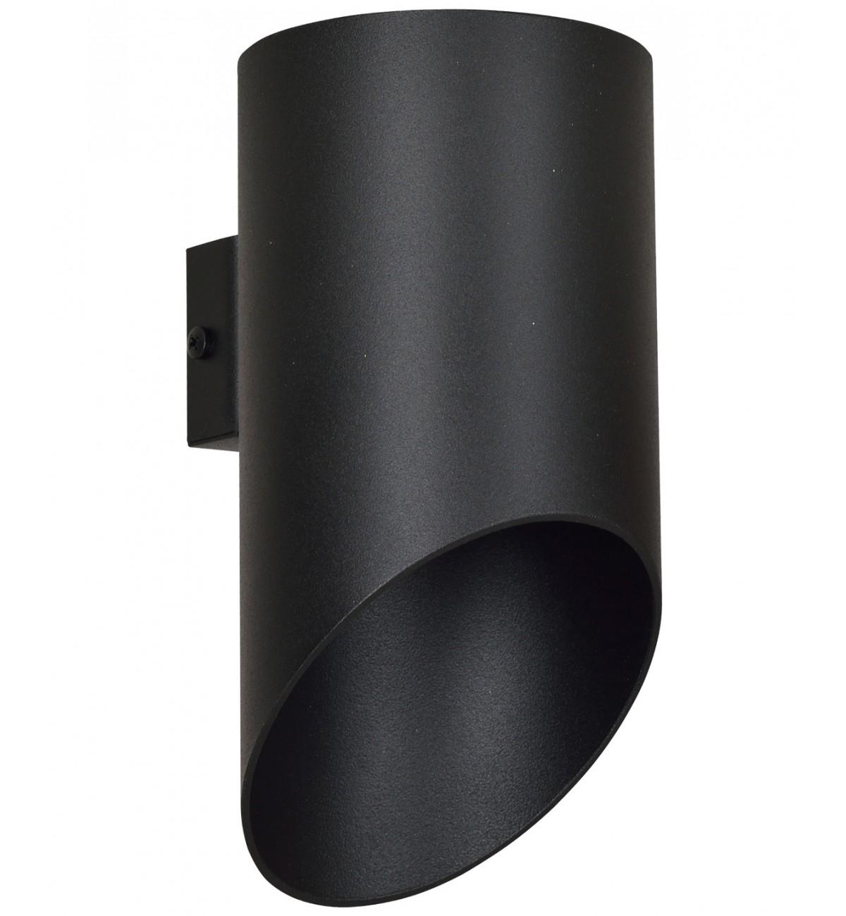 lampa kinkiet metalowa stylowa 1 Kinkiet Lampa Ścienna Aluminiowa Trzy Kolory