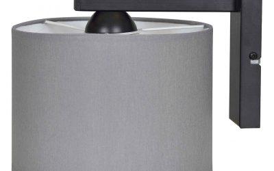 Lampa Kinkiet z Abażurem