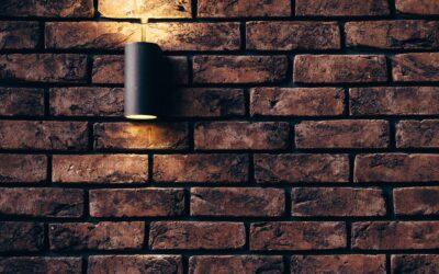 Czarny kinkiet – nowoczesne rozwiązanie do każdego wnętrza